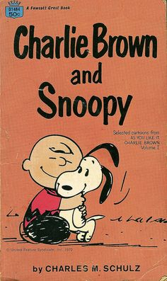 Charlie Brown and Snoopy 1 A, Nov 1970 Graphic Novel / Trade by Fawcett Charlie Brown Christmas, Charlie Brown And Snoopy, Peanuts Cartoon, Peanuts Snoopy, Snoopy Love, Snoopy And Woodstock, Vintage Cartoon, Vintage Comics, Cartoon Wallpaper Iphone