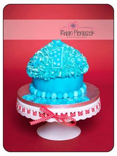 Cakes By Helzbach. Giant Cupcakes, Cupcake Cakes, Birthday Cake, Drink, Desserts, Photography, Blue, Food, Tailgate Desserts