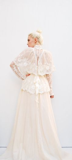 Boho Victorian Wedding Dress!!!!!!!!