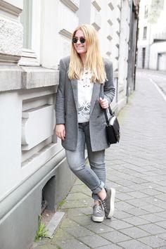 1_JillePille_VILA_Blazer_Lace_Up_Shirt