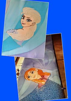 Dreammor Anna Elsa and Olaf (Frozen)