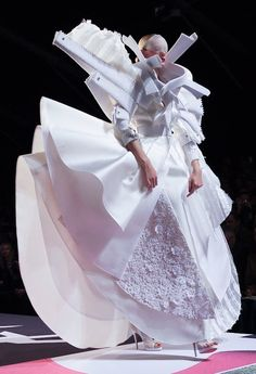 Photo by Stephan Moskovic for Victor and Rolf Spring/Summer '11