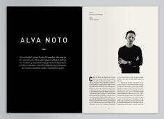 Inspiration Hut - 60 Beautifully Modern and Inspirational Magazine / Book Layouts - Digital Art, Inspiration