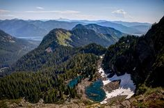 PCT- Windy Pass to Stampede Pass, Tinkham and Silver Peaks — Washington Trails Association