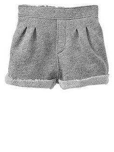 Paddington Bear™ for babyGap marled shorts | Gap