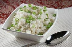 Recipe for Easy Coconut Rice.