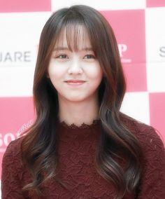 Korean Actresses, Korean Actors, Korean Beauty, Asian Beauty, Korean Celebrities, Celebs, Kim So Hyun Fashion, Fresh Makeup Look, Kim So Eun