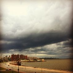 Stormy as usual #montevideo #uruguay