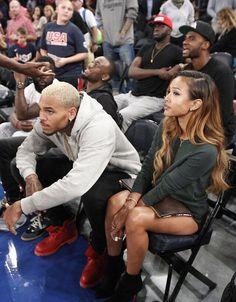 Ombré. Kaurrueche Tran. Chris Brown.