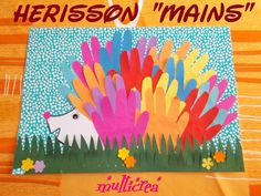 "Hérisson ""mains"""