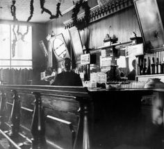 Breckenridge, Colorado Saloon :: 1895
