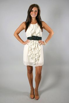 Too cute.  All I want to do is wear sresses