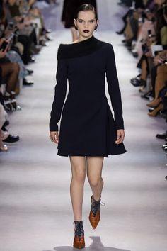 Christian Dior осень-зима 2016-2017
