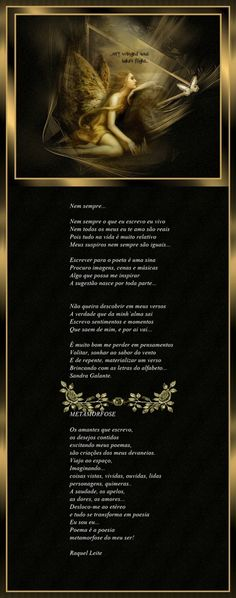 Nem sempre...Com Sandra Galante e Raquel Leite. - Encontro de Poetas e Amigos