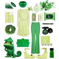 """""""yeşil sarı"""" by hannahsweety on Polyvore"""
