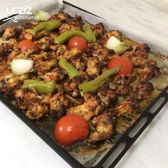 Mangal Tadında Fırında Kanat – Leziz Yemeklerim – Tavuk tarifleri – Las recetas más prácticas y fáciles Wing Recipes, Meat Recipes, Dinner Recipes, Grilled Chicken Recipes, Grilled Meat, Grilled Wings, Breakfast Items, Yummy Food, Food Food