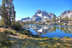 John Muir Trail. packing and info