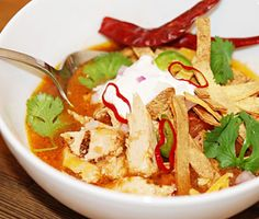 Beyond Meat - Chicken Tortilla Soup Recipe #Vegan
