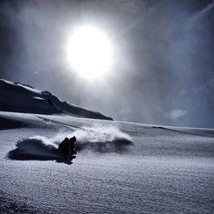 May powder on the Norwegian Haute Route via Arc'athlete Stian Hagen