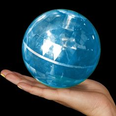 LED Bouncing Ball | Light Up Ball | Hologram Ball | Sureglow.com