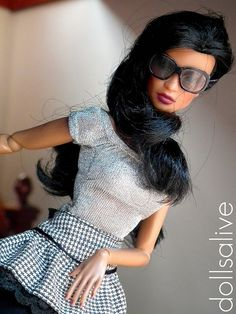 Dominique by dollsalive, via Flickr
