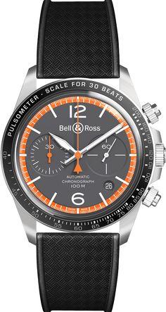 La Cote des Montres : La montre Bell & Ross Vintage Garde-Côtes - La montre des sauveteurs en mer