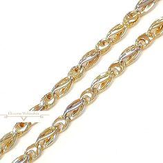 Arany Lánc (méret:60) SG 48291 Chain, Jewelry, Fashion, Moda, Jewlery, Jewerly, Fashion Styles, Necklaces, Schmuck