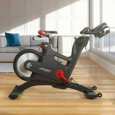 IC7 spin bike review - Life Fitness IC7 Indoor Cycle - Your Exercise Bike Indoor Bike Trainer, Indoor Cycling Bike, Spin Bikes, Bike Reviews, Exercise, Fitness, Life, Design, Ejercicio