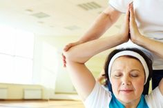 150 best yoga for seniors images  yoga for seniors yoga