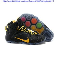 ca834b85afb 47 Best LeBron James 12 Basketball Shoes images