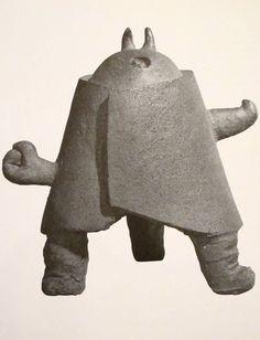 """Isamu Noguchi """"Mr. One Man"""" 1952"""
