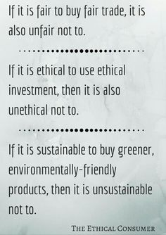 PIN if you live #fairly, #ethically & #sustainably!