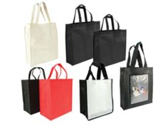 Eco Shopping Bags - Build your brand while saving the planet!