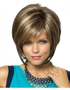 New Arrival Fashion Straight Natural 100% Human Hair Wig