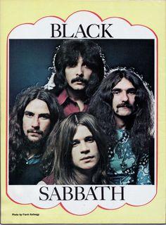 Black Sabbath, Circus Magazine, August 1971