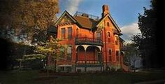 The Historic Webster House (bed and breakfast) in Bay City Michigan