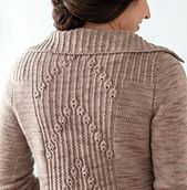 Ravelry: Raindrop Cardigan pattern by Connie Chang Chinchio