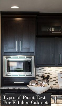 When painting your kitchen cabinets, you will need a high quality paint that is durable and looks nice. Some of the best quality paints... View the slideshow below to read more: