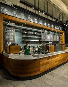 Starbucks / Miami Beach / Il Villagio photo by Matthew Glac