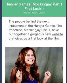 Lol haha funny pics / pictures / Hunger Games Humor / Mockingjay / Jennifer Lawrence