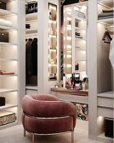 Discover Our Top Tier Selection, Of 50 Decor Ideas For Your Modern Bedroom Design! #bedroom #masterbedroom #modernbedroom #luxuryfurniture #luxurydesign #luxurybedroom Bedroom Closet Design, Closet Designs, Bedroom Decor, Wardrobe Room, Luxury Closet, Glam Closet, Walk In Closet, Online Furniture Stores, Furniture Shopping