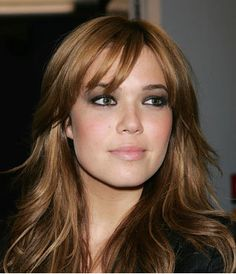 natural looking highlights for light brown hair. I like this look. I wonder how it would look on me.