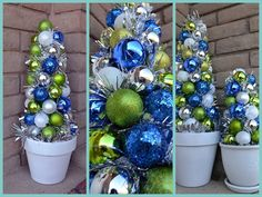 Seattle Seahawk green and blue ornament trees Seahawk Christmas.maybe in Cougar colors Seahawks Gear, Seahawks Fans, Seahawks Football, Seattle Seahawks, Nfl Seattle, Cowboy Christmas, Christmas Time, Blue Christmas, Christmas Ideas