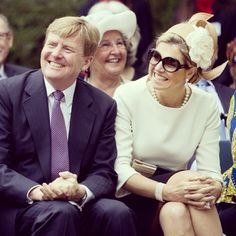 King Willem Alexander and Queen Máxima in Amsterdam #july2 #queenmaxima #queenmáxima #kingwillemalexander #amsterdam #Padgram