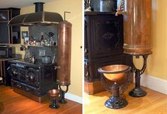 Steampunk House: Retro-Futuristic Victorian Interior Refab