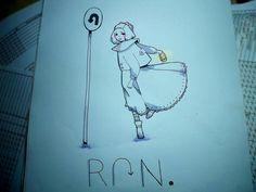 Go Run. 2 by aurableed.deviantart.com on @deviantART