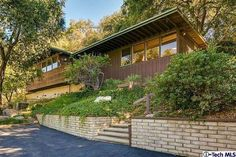Architect Alfred Day's Own Mid-Century Time Capsule in Altadena Might Be a Bargain - New to Market - Curbed LA