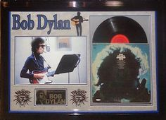 Bob Dylan Signed Greatest Hits Album