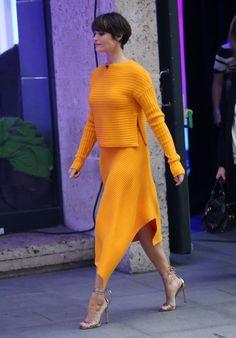 "Gemma Arterton – ""The One Show"" in London 4/10/2017"