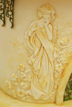 vinism sugar art -detail